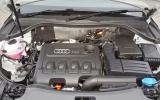 2.0-litre diesel Audi Q3 engine