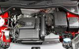 1.4-litre TFSI Audi Q3 engine