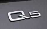 Audi Q5 badging