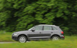 Audi Q5 side profile