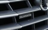 Audi Q5 quattro badging