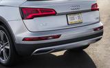Audi Q5 tailgate