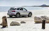 Audi Q5 rear end