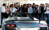 Audi R8 GT Spyder unveiled