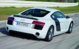 Audi R8 V8 rear