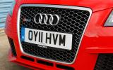 Audi RS3 grille