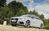 4 star Audi RS3