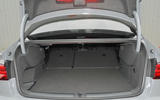 Audi RS3 extended boot space