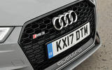Audi RS3 front grille