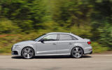 Audi RS3 side profile