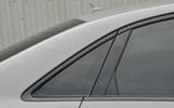 Audi RS3 tapering roofline