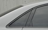 Audi RS3 tapering roofline