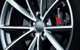 19in Audi RS4 Avant alloys