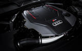 2.9-litre V6 TFSI Audi RS4 Avant petrol engine