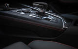 Audi RS4 Avant tiptronic gearbox