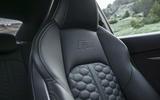 Audi RS5 bucket seats