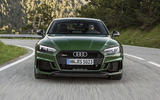 Audi RS5 front end