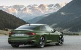 Audi RS5 rear quarter