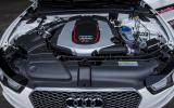 3.0-litre V6 Audi RS5 V6 TDI-e engine