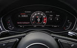 Audi RS5 Virtual Cockpit