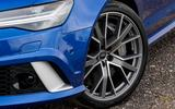 21in Audi RS6 alloy wheels