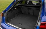 Audi RS6 boot space