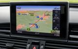Audi RS6 MMI infotainment system