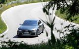 Audi RS7 Sportback cornering