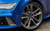 20in Audi RS7 alloy wheels