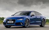 3.5 star Audi RS7
