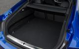 Audi RS7 boot space