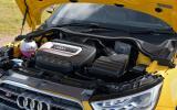 2.0-litre Audi S1 engine