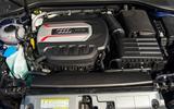 2.0-litre Audi S3 TFSI engine