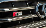 Audi S3 badging