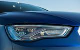 Audi S3 headlights