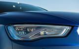 Audi S3 headlights