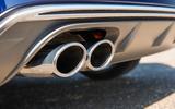 Audi S3 quad-exhaust