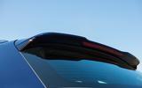 Audi S3 rear spoiler