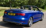 The £38,910 Audi S3 Cabriolet