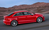 Audi A3 saloon officially revealed