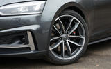 19in Audi S5 alloy wheels