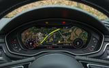 Audi S5 Virtual Cockpit