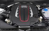 4.0-litre V8 TFSI Audi S7 engine