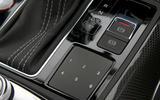 Audi S7 MMI touchpad