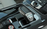Audi S8 automatic gearbox