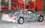 Audi A7 spied