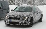 New Audi A7 spy shots