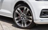 21in Audi SQ5 alloy wheels