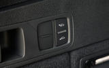 Audi SQ5 air suspension controls