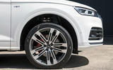 Audi SQ5 alloy wheels